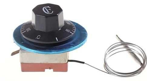 Термостат 5мм WJA 50-300 C дым машины духовки Терморегулятор газовой
