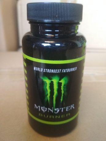 Monster Burner spalacz 60 kaps. ECA termogenik