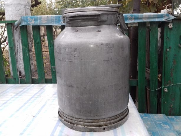 Бидон алюминиевый 40 л