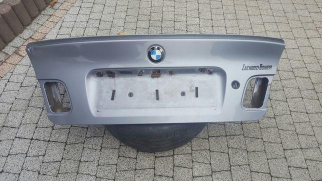 Klapa kompletna BMW e46 z lotka M-pakiet