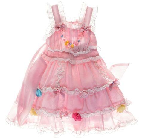 Фирменное нарядное платье ТМ Vela Ricce, р. 92-98 на девочку 2-3 года