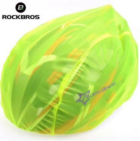 Pokrowiec przeciwdeszczowy na kask ROCKBROS Windproof Waterproof