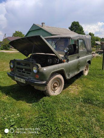 Продам автомобіль УАЗ 31512