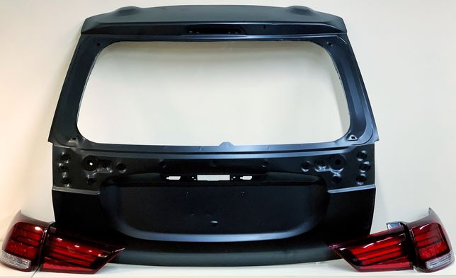 Крышка багажника / Ляда Mitsubishi Outlander 2013 - 2020