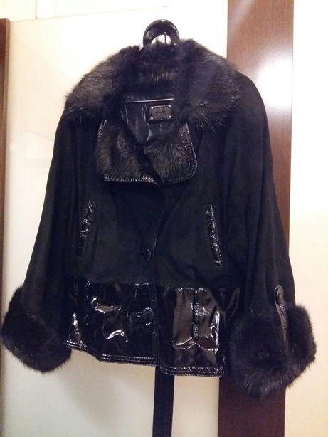 Женская куртка с норкой