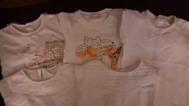 Zestaw ubrań roz. 92-98