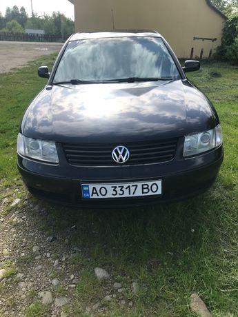 Автомобиль Volkswagen Passat B5 1999