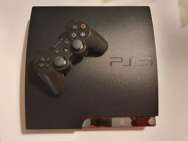 Konsola Sony PS3 slim 320 GB + Pad+ God of War: Wstąpienie.