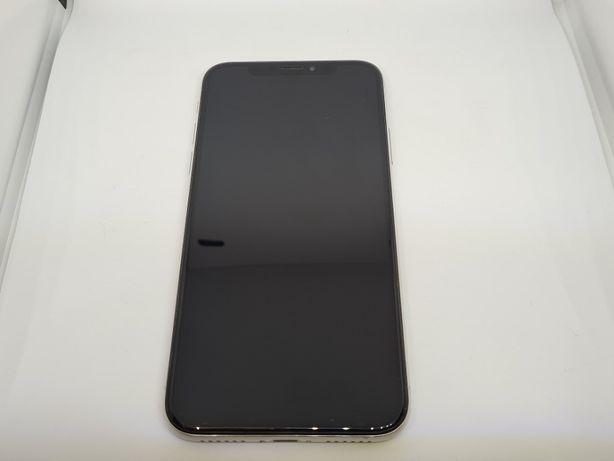 Apple iPhone X 64GB - Silver - SUPER STAN - Komplet - ZOBACZ!