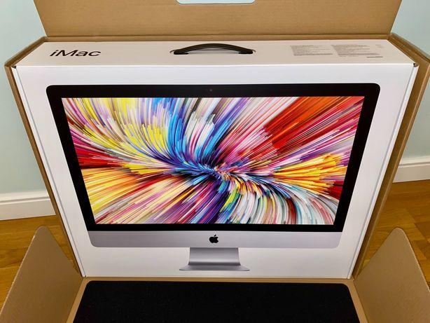NOWY iMac 27 5K 2020 i5 3.3GHz/16GB/512 SSD/Radeon Pro 5300 MXWU2ZE/A