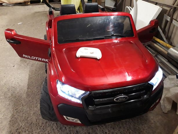 Электромобиль Ford Ranger 650