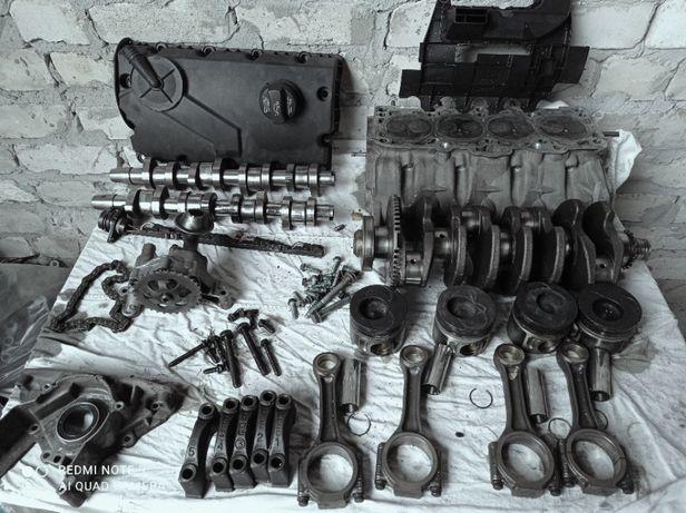 Продам запчастини двигуна Ауді, Фольксваген.