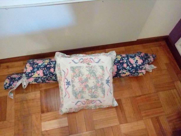 Têxteis para quarto menina