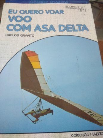 Voo com Asa Delta.