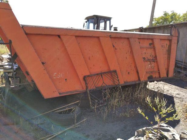 Кузов на КАМАЗ 6520