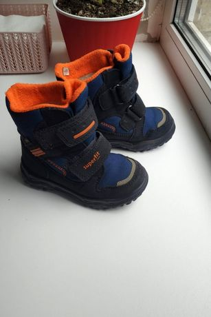 Зимние ботинки SuperFit (Суперфит) Gore-Tex р.24