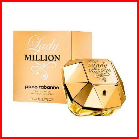 Paco Rabanne Lady Million (Пако Раббан Леди Миллион). Женский Парфюм
