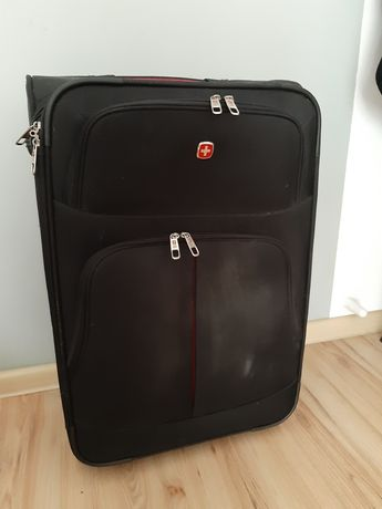 Walizka 60cm i plecak wenger zestaw