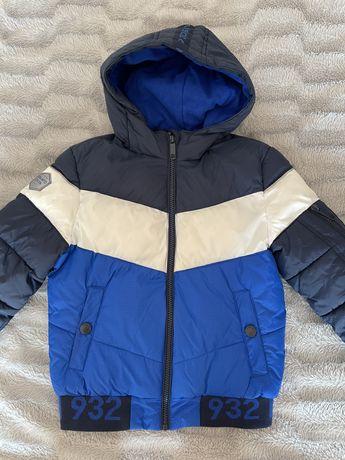 Куртка c&a 128 зима еврозима