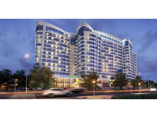 Продаж 1к. квартира Парус Парк з незавершеним ремонтом 56,8 м.кв