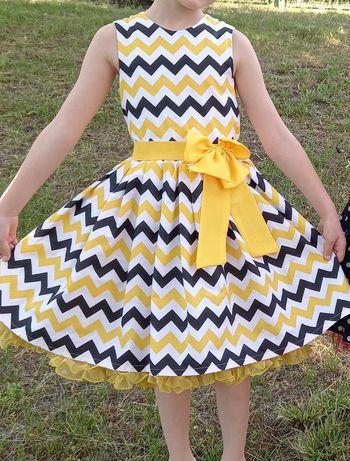 Платье ретро стиль