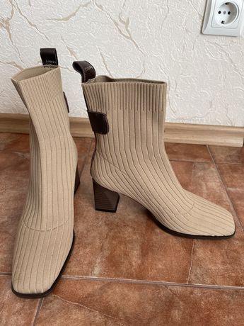 Осение ботинки