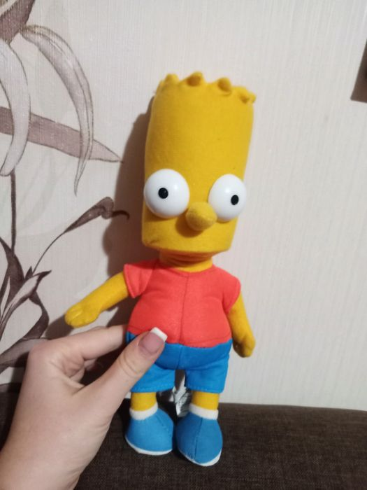 Игрушка Барт Симпсон Винница - изображение 1