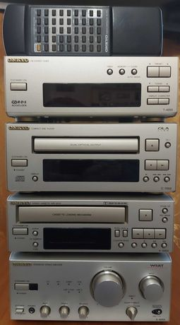 Onkyo  K-505X кассетная дека / мини стойка.