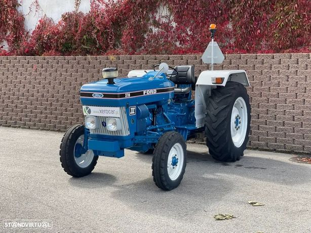 Ford 3710