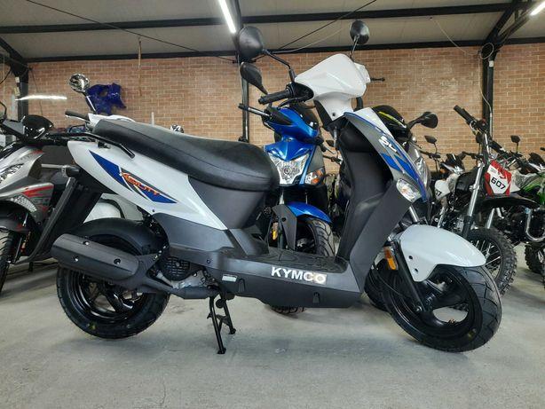 Skuter KYMCO Agility 50 motorower 2021 NOWY raty raty okazja 4T romet