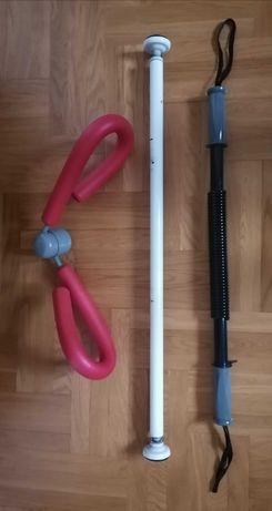 Urządzenia do ćwiczeń siłowych