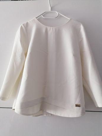 Bluzka biała rozmiar 40