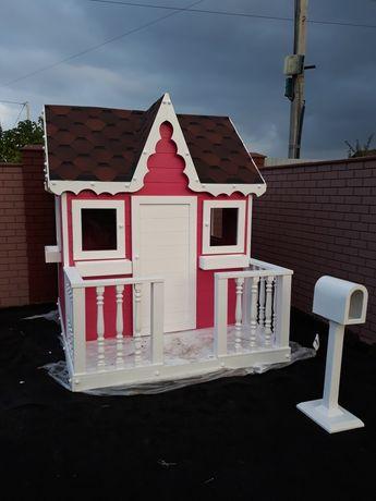 Детский домик Spielplatz