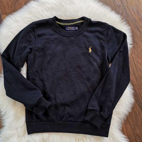Bluza damska Ralph Lauren logowana granatowa stan idealny xs