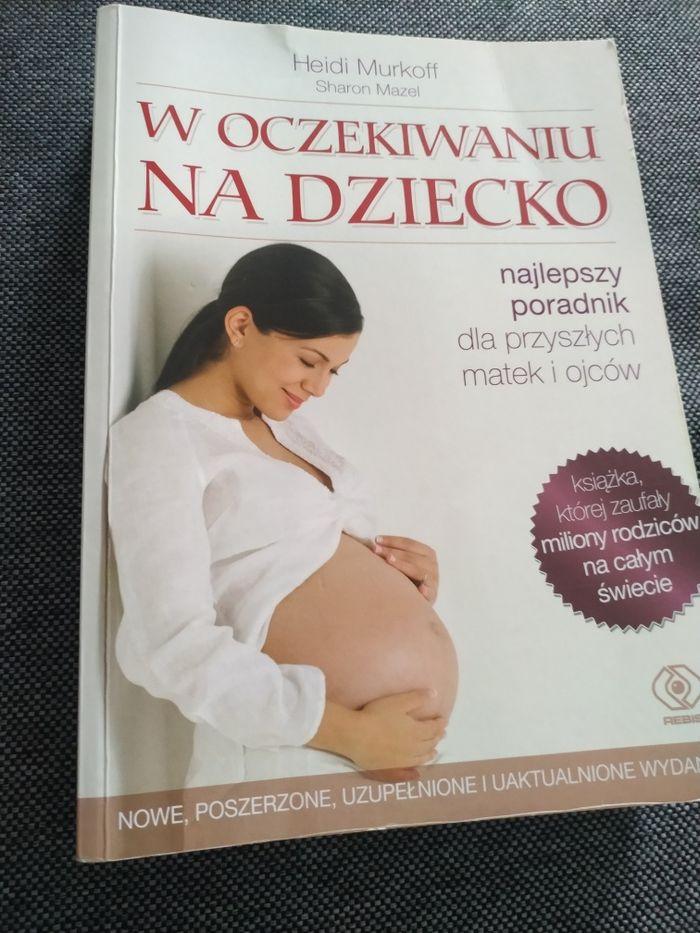"""Książka """" w oczekiwaniu na dziecko"""" ciąża Żagań - image 1"""