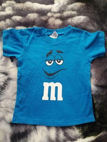 Koszulka chłopięca M&M's r. 110-116