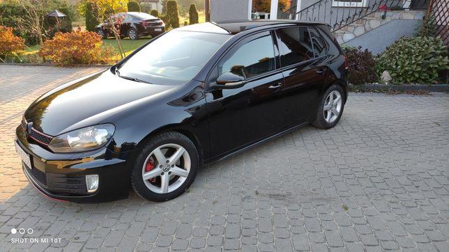 Volkswagen Golf 6 IV GTI