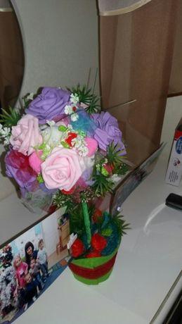 Букет, цветы,подарок,юбилей
