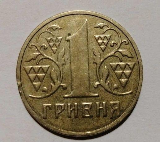 Монета 1 гривня Україна 2002 2004 2005 2006 2012