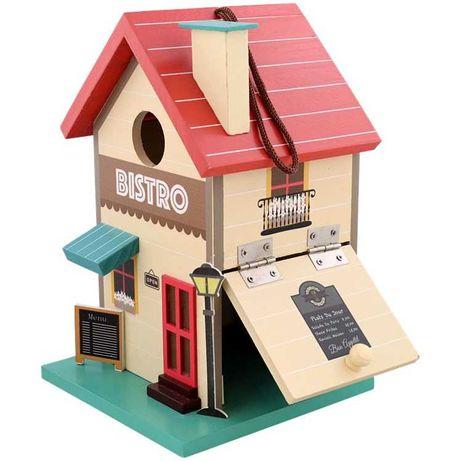 Budka,domek dla ptaków