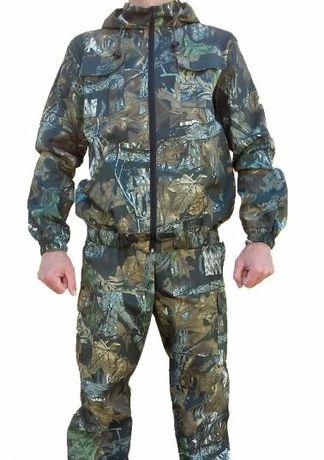 Форма-костюм ДЕМИСЕЗОН ЛЕС-светлый для Охотника, Рыболова и другое