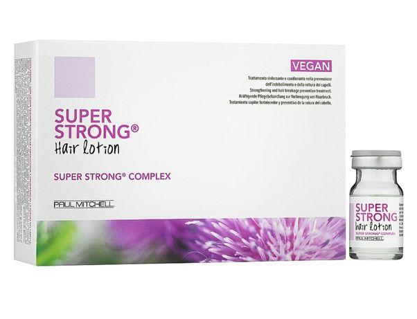 SUPER STRONG HAIR LOTION Лосьон (ампулы) для укрепления волос