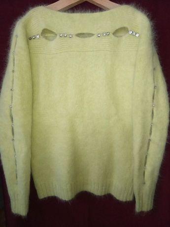 Джемперочки и свитер теплый на 44 размер