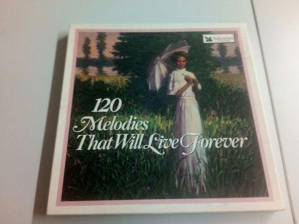 Discos de Vinil Coletânea de Música Classica