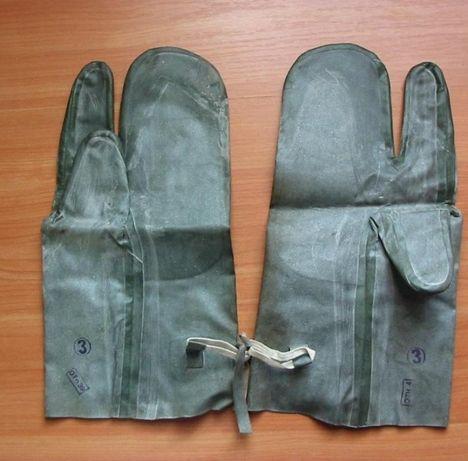 Перчатки рукавицы с озк химзащита