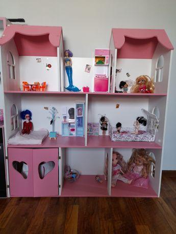 Кукольний домік,будинок для Барбі