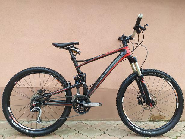 Продам Карбоновий велосипед Cube Sting SCR Carbon