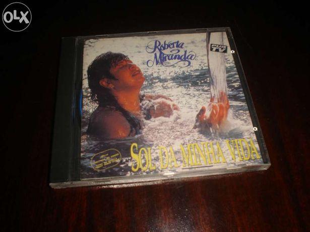 "CD da Roberta Miranda ""Sol da minha vida"""