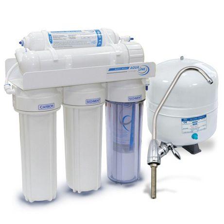 Купить фильтры для воды Aqualine RO-5, Фильтры для очистки воды, осмос