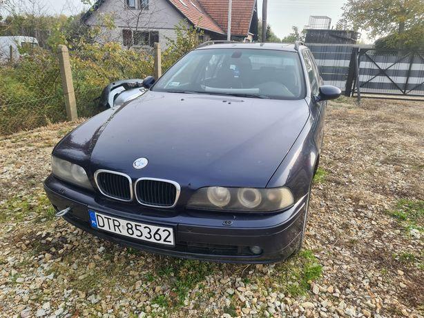 BMW E39 2.0d Na Czesci